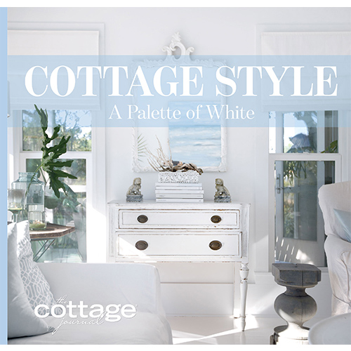 Cottage Style - A Palette of White