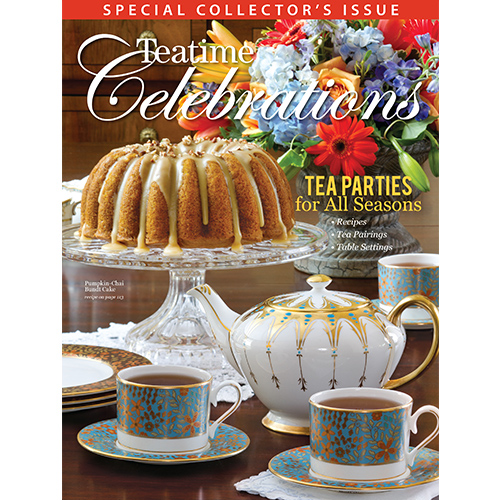 Teatime Celebrations 2016