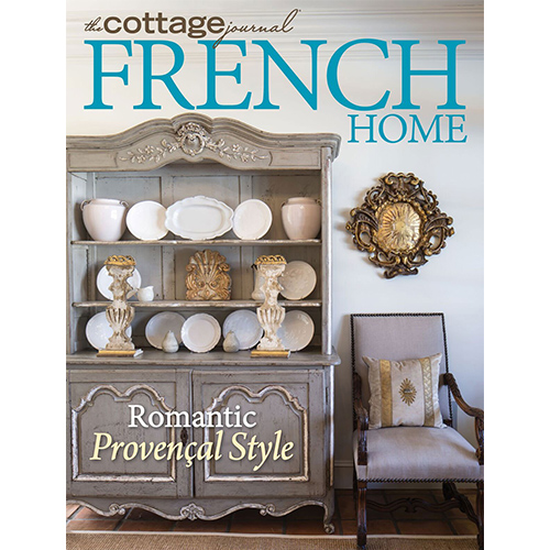 Astonishing The Cottage Journal French Home 2017 Home Interior And Landscaping Ologienasavecom