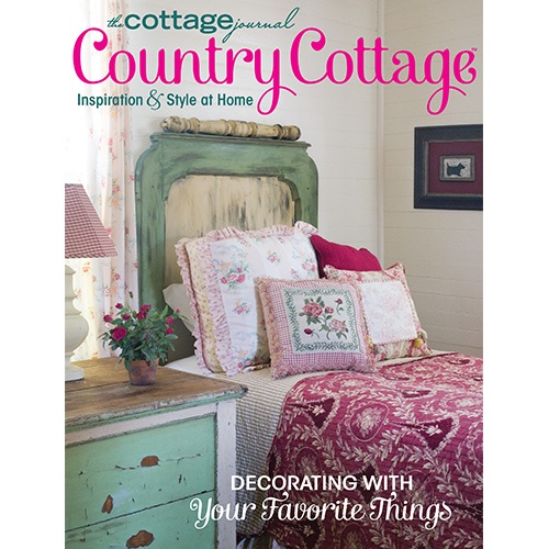 The Cottage Journal Country Cottage 2017