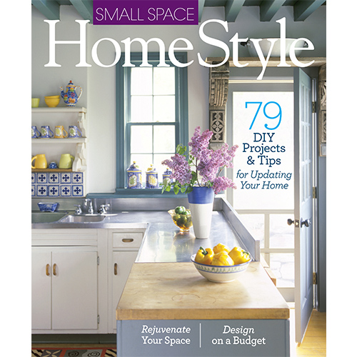 Small Space Home Style Summer 2019 Hoffman Media Store