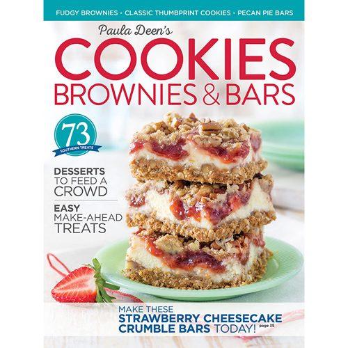 Cooking With Paula Deen Cookies Brownies Bars 2019