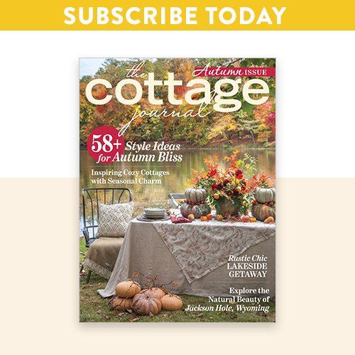 Wondrous The Cottage Journal Subscription Download Free Architecture Designs Lukepmadebymaigaardcom
