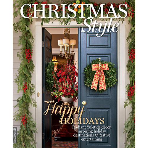 Hoffman Home & Décor Christmas Style 2020 – Hoffman Media Store